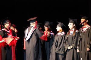 文化産業管理系第三届映象青春毕业晚会隆重举行
